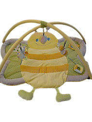 Soft Crawling Play Mat Lovely Bee Carpet for Kids