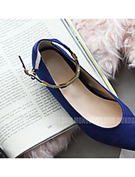 Women's Shoes Mary Jane Pointed Toe Flats Heel Flats Shoes More Colors available