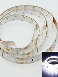 lumière 100cm 3014smd 60LED blanc froid 4w 7500-9000k 200-240lm 12v IP65 lumière de bande imperméable à l'eau douce