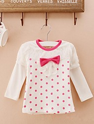 Girl's Tee Cotton Spring / Fall