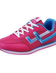 Chaussures femme ( Bleu/Rose/Gris ) - Nylon - Marche