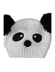 Lovely panda knitting and Crochet Cap