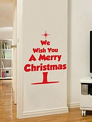 JiuBai™  Christmas Decoration Tree Art Wall Sticker Wall Decal