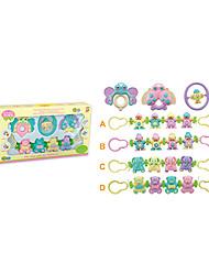 d'enseignement multi-forme les enfants bague de bébé des jouets de cloche