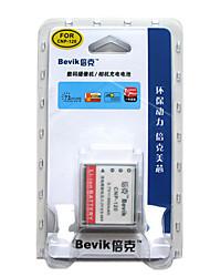 batteria bevik 3.7v 900mAh CNP-120 Li-ion per CASIO EX-S200 ex-ZS10 ZS12 TZ20