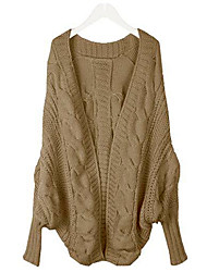 batwing mode casual cardigan