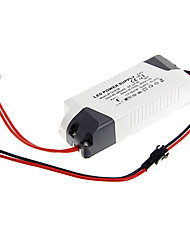 0.3a 13-18w dc 35-70v à courant constant externe alimentation conducteur de courant alternatif pour lampe de LED
