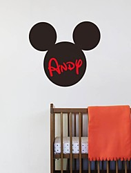 JiuBai™  Personalized Name Nusery Home Decoration Wall Sticker Wall Decal, 50cm*43cm
