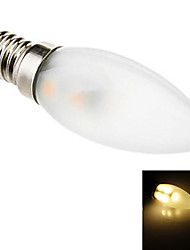 Luces LED en Vela Decorativa Eastpower C35 E14 7 SMD 5050 70 LM Blanco Cálido AC 100-240 V