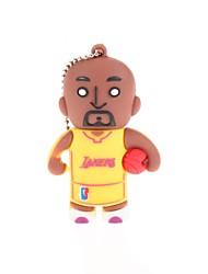 ZP Basketball Player Character USB Flash Drive 16GB