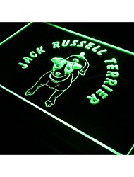 j372 Jack Russell Terrier Dog Pet NEW Neon Light Sign