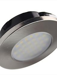 1.5W 120lm * 3 * 3 3000-3300k luce bianca calda ha condotto la lampada mobile (ac170-240v)