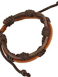 Unisex Double Color Hand-woven Bracelets