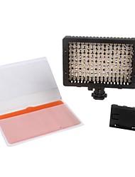 neewer® cn-160 160 dimmable levou luz luz de vídeo digital / câmara de vídeo para Canon Nikon Pentax Panasonic sony