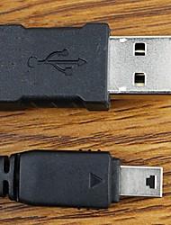 Cavo 1.5m USB 2.0 per Casio TR100 zr1200 TR150 TR200 zr1000 zr1200 fotocamera