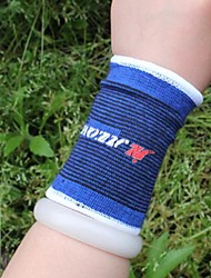 открытый синий бамбуковые волокна хлопка спандекс фиксатор сустава