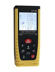 précision de poche télémètre laser (0.05-50m)