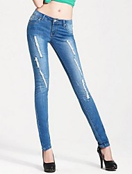 Women's Denim Pant , Casual