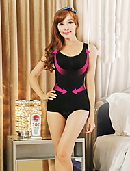 Women Push-Ups Breast Body Shaper Waistcoat Sex V-Neck Underwear Vest Slimming Waist Black NY068