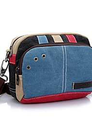 Women's Fashion Canvas Waist Bag Crossbody Bag