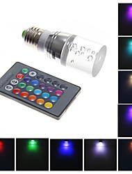 MLSLED 3 W 1 130-160 LM K RGB Op afstand bedienbaar Maïslampen AC 220-240 V