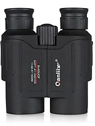QANLIIY 8X40 HD Night Vision Binoculars Pocket Telescope Wide-angle Binoculars 114m/1000m