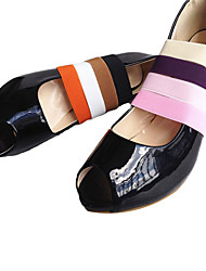 High Heels Beam Shoelaces Insoles & Accessories For Shoes One Pair