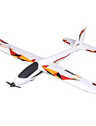 fms 800mm Fox 4-Kanal RC Flugzeug