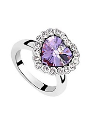 Austrian Crystal Ring(More Colors)
