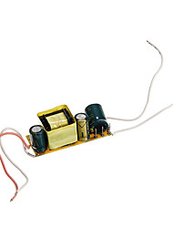 0.3A 13-21W DC 40-70V to AC 85-265V Internal Constant Current Power Supply Driver for LED Spot Lights