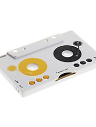 bil kassette SD / MMC-mp3-adapter-afspiller med fjernbetjening