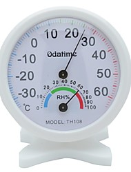 Hygrometer and Thermometer for Indoor and Outdoor