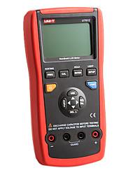 UNI-T UT612 multiusos LCR Meter capacitancia de la inductancia de L / C / R / DCR / Q / D / ESR Handheld Tester 100 KHz USB