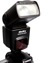meike® mk 430 mk430 flash Speedlite TTL LCD para Nikon D7100 D5200 D3100 D300S d600 d800 D3200 d90 D80
