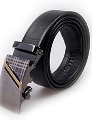 Men Buckle/Waist Belt , Work/Casual Leather
