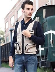 Jinfengkaile Multi-function Muti-porket Waistcoat Vest for Outdoor Photographer/Fishing [XXL]