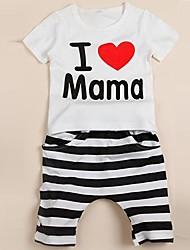 Children's I Love Mom  Suit