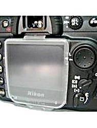 Bevik-max BM-8 Protective Cover LED Screen Protector for Nikon D300