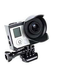ТОЗ анти-воздействие защитная боковая рама ж / винтов для GoPro hero3 +