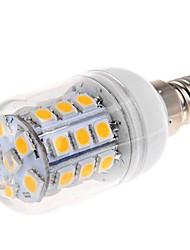 Ampoule Maïs Blanc Chaud E14 3 W 27 SMD 5050 240 LM 2800-3200 K AC 100-240 V