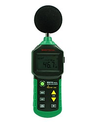 mastech ms6700 digitalen Schallpegelmesser / Lärm / db Detektor w / Analogausgang