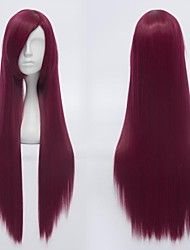 Unisex Long Straight Cosplay Wig