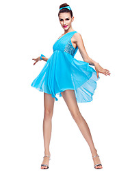 Ballet Dresses Women's Chiffon / Sequined