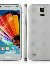 "PMZ™ 4.5"" Android 4.2 3G Smartphone MTK6582 (Dual Sim,3G,WiFi,GPS,Dual Camera,RAM  1GB,ROM  4G)"