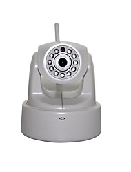 MHS ® Wireless IP Surveillance Camera with Angle Control (Motion Detection, Night Vision, Free P2P)1.0 Megapixels
