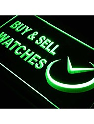 j432 Watches Buy & Sell Shop Time Neon Light Sign