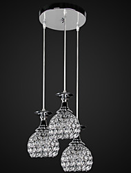 MAISHANG® Crystal Chandeliers , Modern/Contemporary Living Room Metal