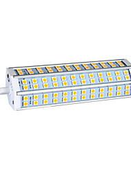 15W R7S LED лампы типа Корн T 72 SMD 5050 950lm lm Тёплый белый AC 85-265 V