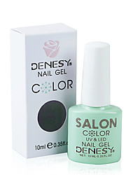 Hot Perfect Summer Soak-Off UV Color Gel No.1-24(10ml,Assorted Colors)Bueaty Products