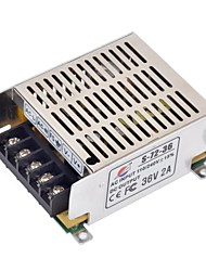Xinyuanyang® S-72-36 36V 2A Regulated Switching Power Supply  for CCTV Security Camera - Silver (110~220V)